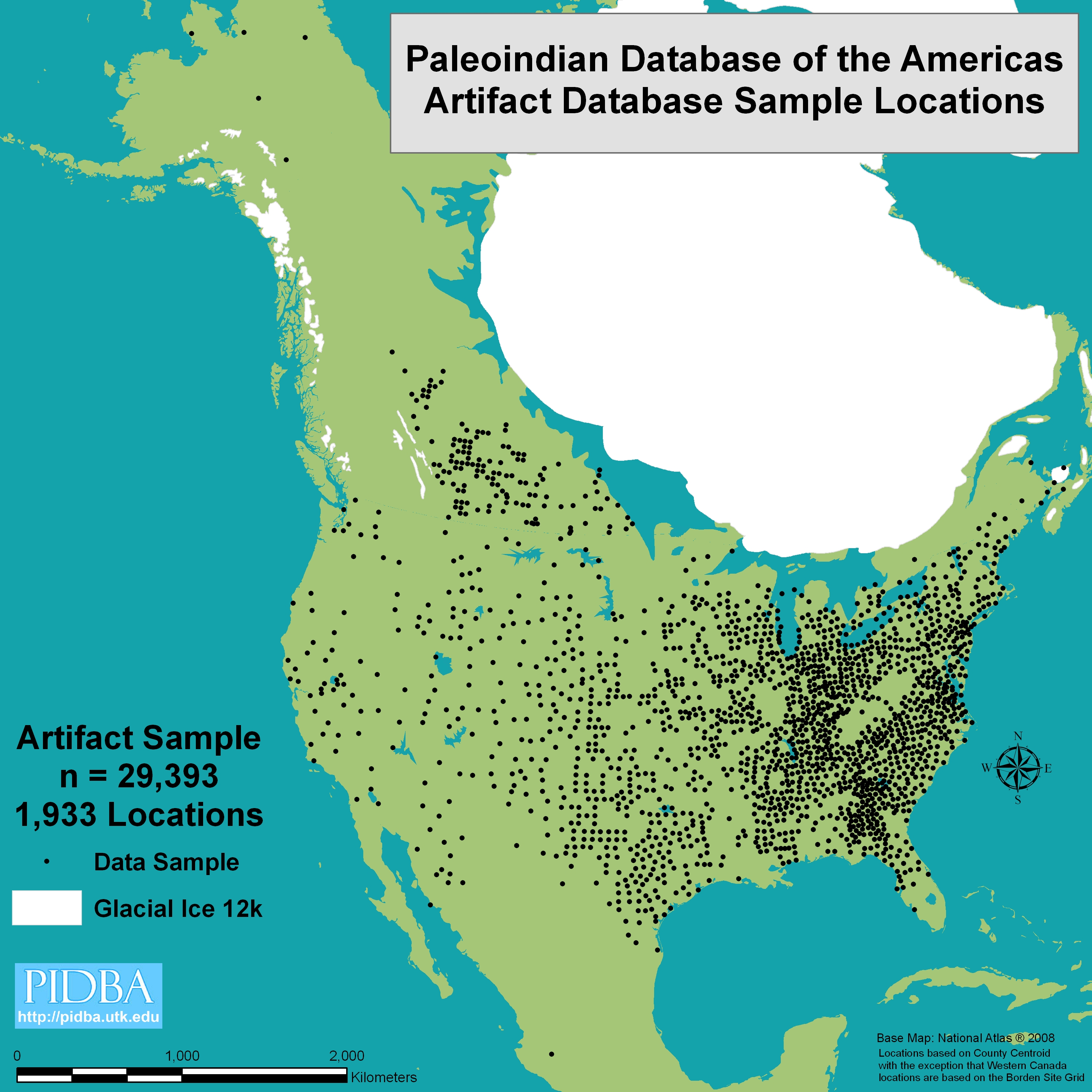 The Paleoindian Database of the Americas on people map, greenland map, manufacturing map, raw resources world map, transportation map,